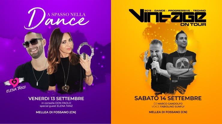 FOSSANO: Mellea Festival Party 2019 a Mellea