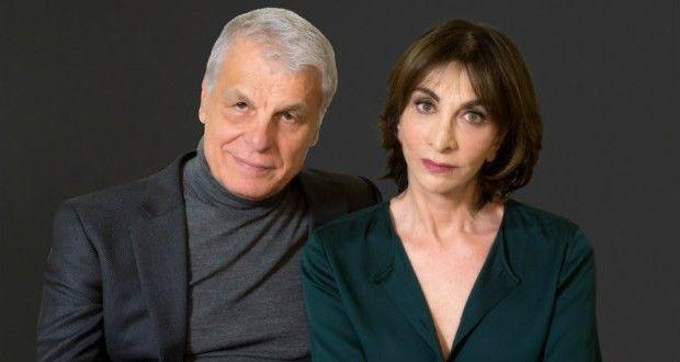 SAVIGLIANO: Piccoli crimini coniugali con Michele Placido e Anna Bonaiuto al Teatro Milanollo