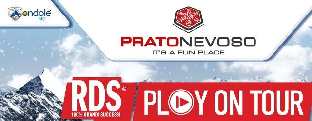 FRABOSA SOTTANA: RDS Play on Tour 2020 a Prato Nevoso