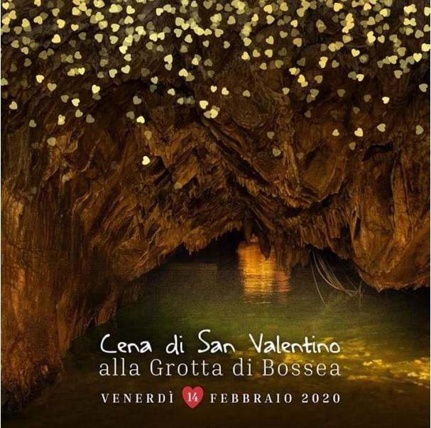 FRABOSA SOPRANA: San Valentino 2020 alla Grotta di Bossea