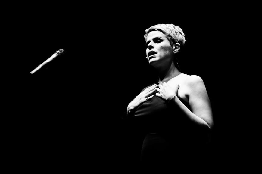 """CUNEO: Tosca in """"Il suono della voce"""" all'Arena Festival 2020"""