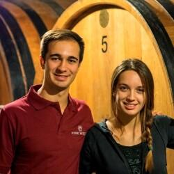 Moretti Riccardo e  Alessandra--