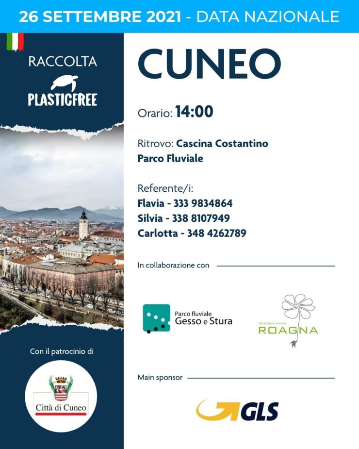 CUNEO: Raccolta Plastic Free