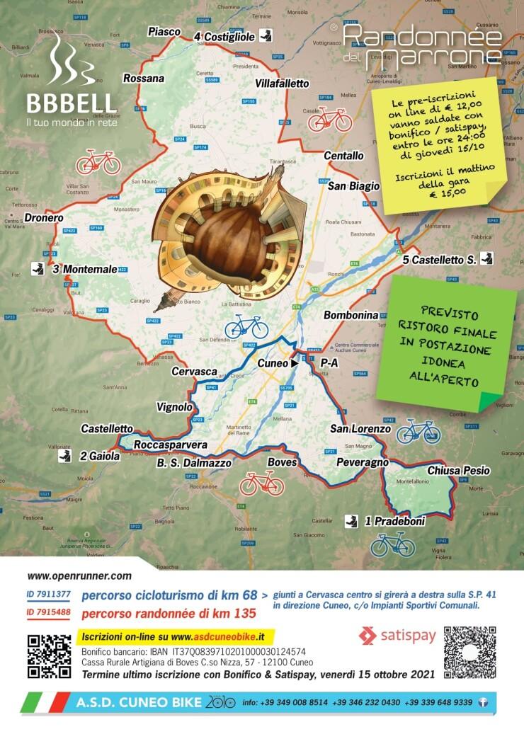 CUNEO: Castagno e Agroalimentare